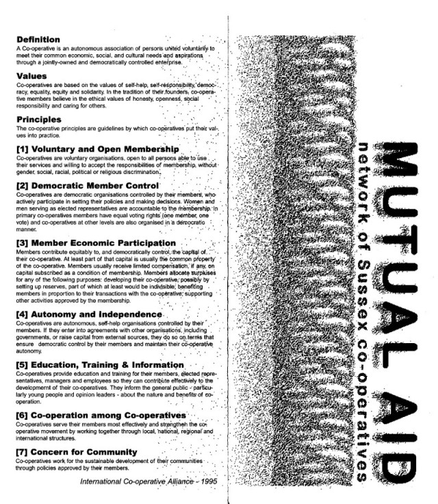 Mutual Aid leaflet page 1Version5
